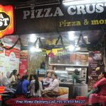 pizza crust mount abu