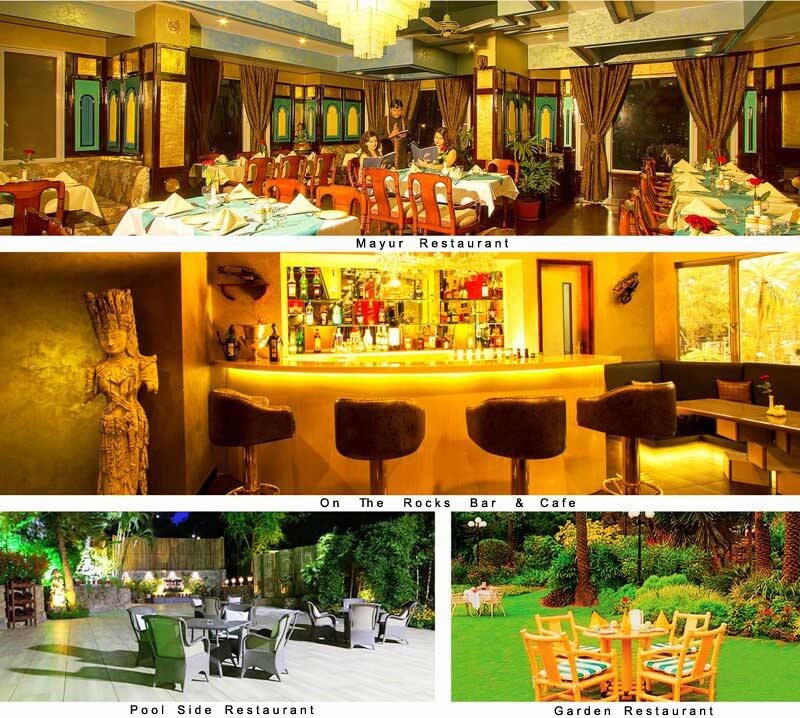 hillock mount abu restaurants