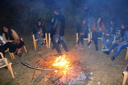 mount abu jungle parties