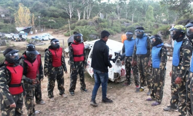 thrill-zone-adventure-park-mount-abu-paint-ball