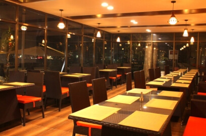 AC Restaurants mount abu