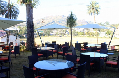 garden restaurants mount abu