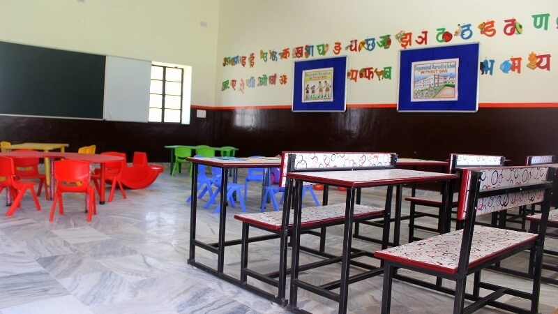 dayananad-paradise-school-abu-road-class-rooms