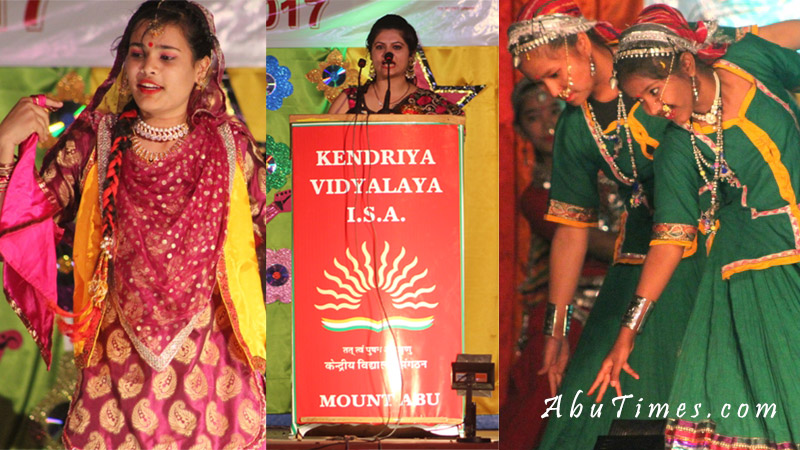 kendriya vidyala mount abu annual day 2017
