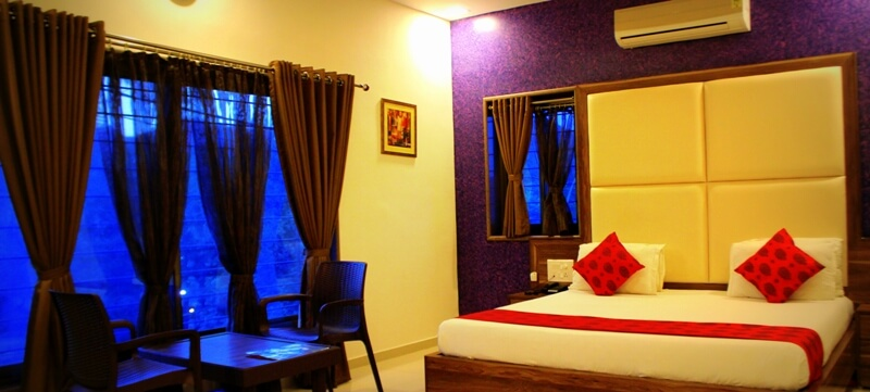 Hotel Golden Berry Super Deluxe Rooms