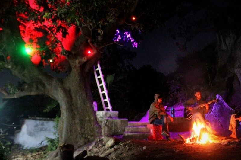bonfire-in-mount-abu