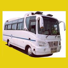 bus service mount abu
