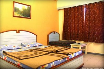 hotel vishram deluxe room