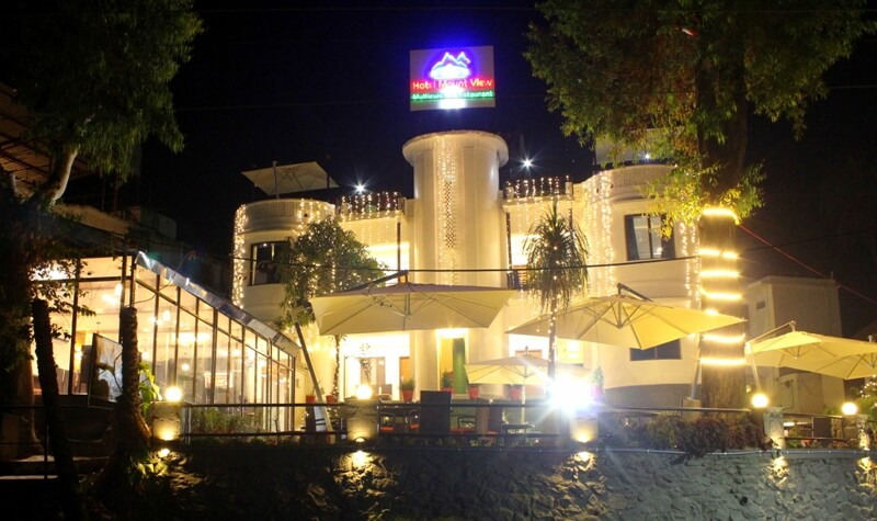 hotel mount view mount abu