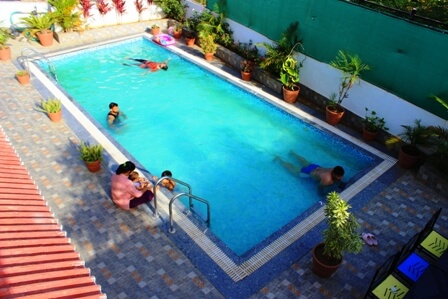 golden berry swimming pool