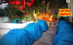 campsite in mount abu