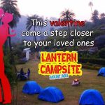 camping in mount abu on valentines day