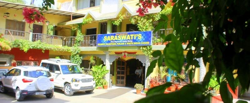 hotel saraswati and restaurant